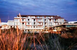 Hotellet,Strandhuset